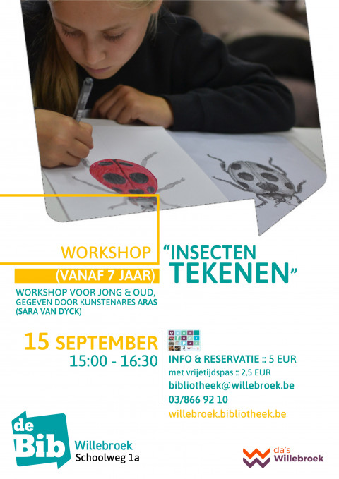 workshop insect